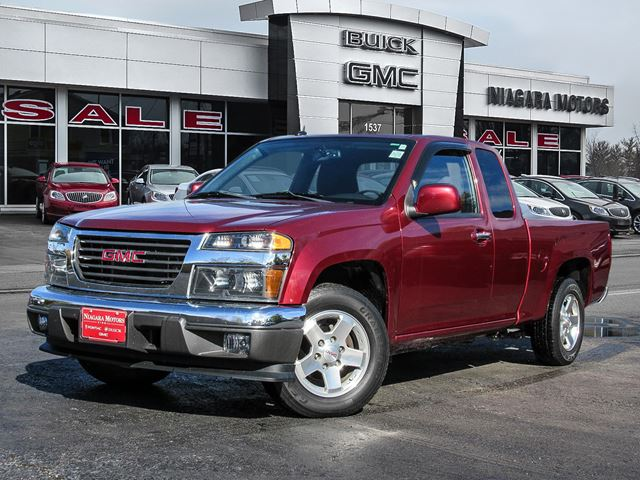 2011 GMC CANYON SLT Ext. Cab 2WD in Virgil, Ontario