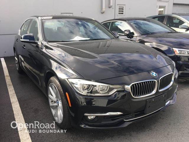 2017 BMW 3 SERIES 4dr Sdn 330i xDrive AWD in Vancouver, British Columbia