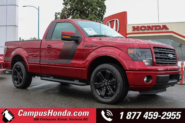 2014 FORD F-150 TREMOR FX2 Bluetooth 3.5L Reg Cab in Victoria, British Columbia