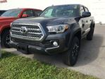 2017 Toyota Tacoma DBLE CAB+NAVIGATION+TRD WHEELS   in Cobourg, Ontario