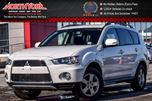 2012 Mitsubishi Outlander LS 4X4 Backup_Cam KeylessEntry Bluetooth 16Alloys AccidentFree in Thornhill, Ontario