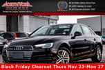 2017 Audi A4 Komfort Quattro Sunroof Leather Dual Climate Heat Frnt.Seats 17Alloys in Thornhill, Ontario