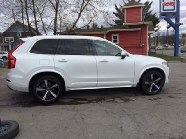2016 VOLVO XC90 R Design w/ Convenience Package in Mississauga, Ontario