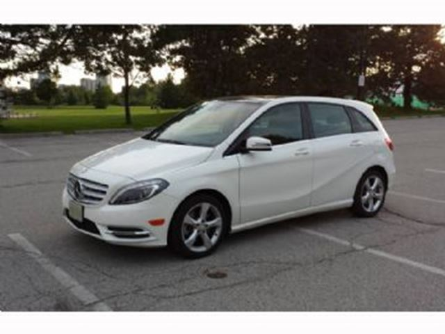 2014 MERCEDES-BENZ B-Class B250 SPORTS TOURER in Mississauga, Ontario