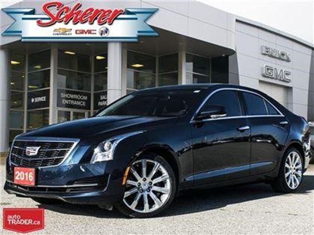 2016 CADILLAC ATS Luxury Collection AWD in Kitchener, Ontario