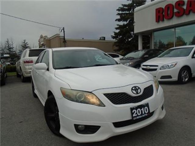 2010 TOYOTA CAMRY 4dr Sdn I4 Auto LE 4 NEW TIRES  NEW  FRONT  BRAKES in Oakville, Ontario