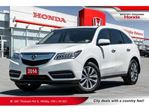 2014 Acura MDX Navigation Package in Whitby, Ontario