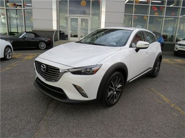 2016 MAZDA CX-3 GT AWD in Trois-Rivieres, Quebec