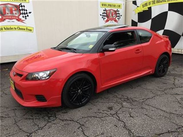 2013 SCION TC Release Series 8.0, Auto, Sunroof, 88, 000km in Burlington, Ontario