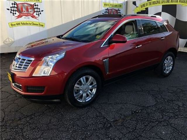 2013 CADILLAC SRX Leather Collection, Navi,  Leather, Pan Roof, in Burlington, Ontario