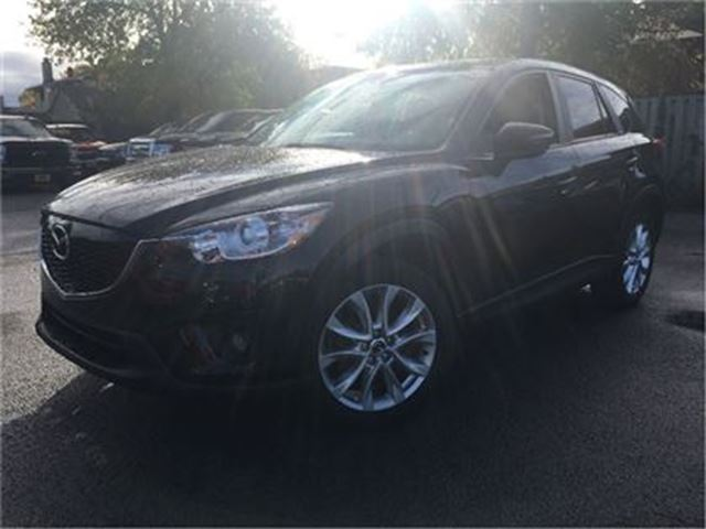 2015 MAZDA CX-5 GT AWD LEATHER MOON ROOF in St Catharines, Ontario