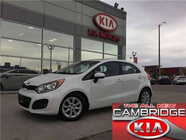 2013 KIA Rio 5 LX+ **SALE PENDING** in Cambridge, Ontario