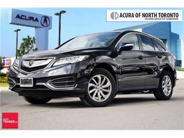 2017 ACURA RDX Tech at Accident Free!! Back UP Camera Sunroof Blu in Thornhill, Ontario