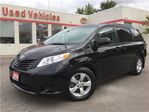 2016 Toyota Sienna LE- 8 PASS, BACKUP CAM, BLUETOOTH, 3 ZONE TEMP CTR in Toronto, Ontario