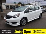 2013 Honda Fit Sport/PERFECT CAR!/PRICED FOR A QUICK SALE ! in Kitchener, Ontario