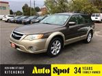 2008 Subaru Outback 2.5i w/Limited Pkg/LOW,LOW KMS! in Kitchener, Ontario