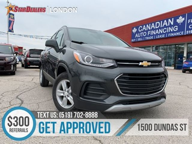 2017 CHEVROLET TRAX LT AWD in London, Ontario