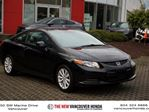 2012 Honda Civic Coupe EX-SR 5sp in Vancouver, British Columbia