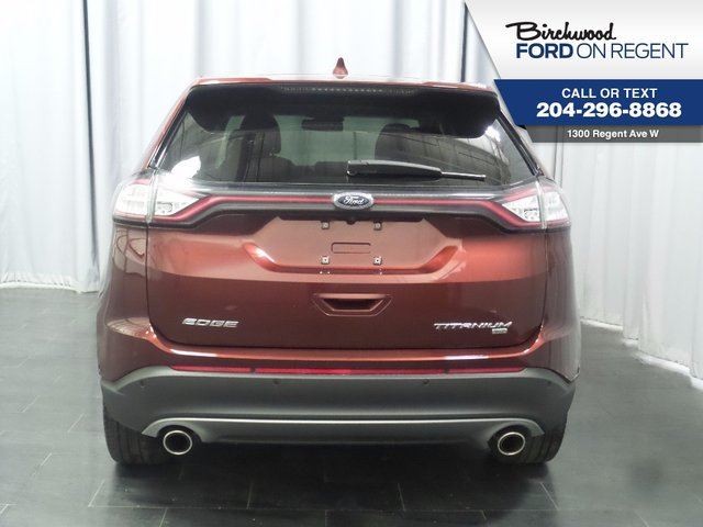 2016 ford edge titanium awd leather sky roof 360 camera winnipeg manitoba car for sale 2899948. Black Bedroom Furniture Sets. Home Design Ideas