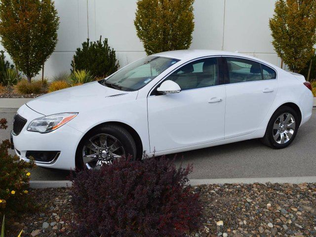 2014 BUICK REGAL Turbo 4dr All-wheel Drive Sedan in Kamloops, British Columbia