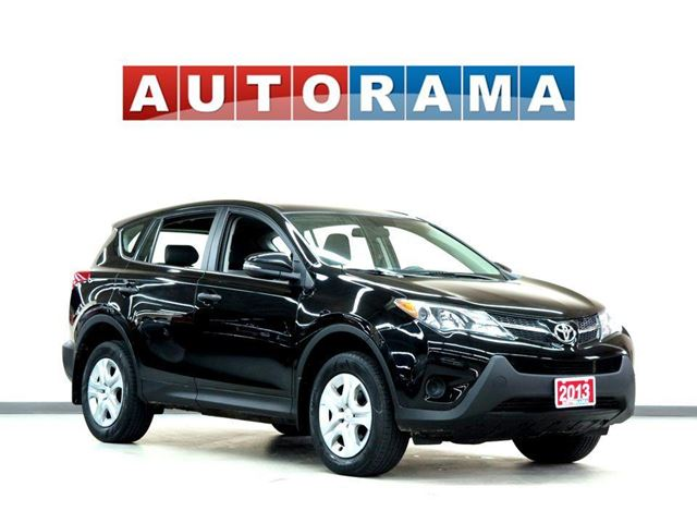 2013 TOYOTA RAV4 LE 4WD BLUETOOTH in North York, Ontario