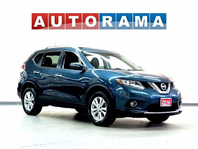 2014 NISSAN Rogue 4WD BLUETOOTH in North York, Ontario