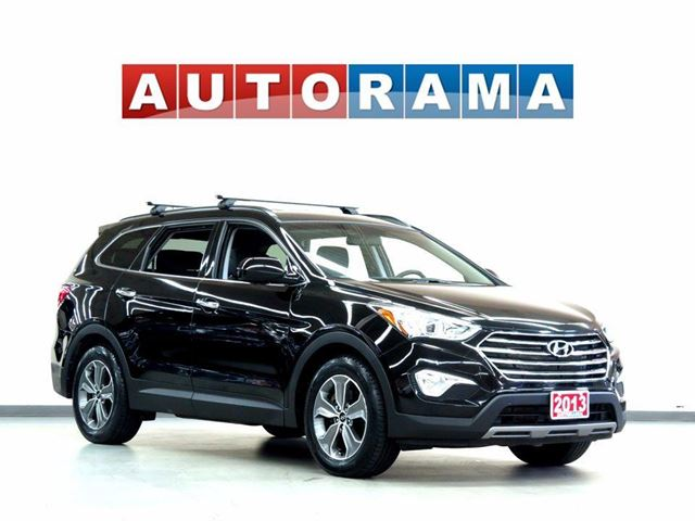 2013 HYUNDAI Santa Fe 7 PASSENGER BACK UP SENSOR AWD POWER LIFTGATE in North York, Ontario
