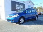 2007 Nissan Versa HATCHBACK 6 SPEED 1.8 S in Halifax, Nova Scotia