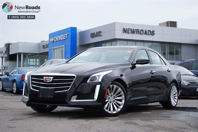 2015 CADILLAC CTS 3.6L Performance 3.6L AWD, Perfermance, Nav, One Owner, No Accident in Newmarket, Ontario