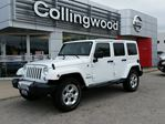 2014 Jeep Wrangler Unlimited Sahara in Collingwood, Ontario