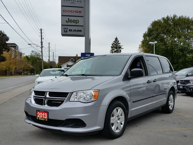 2013 dodge grand caravan se silver manley motors limited for Manley motors used cars