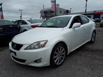 2008 Lexus IS 250 SUNROOF AWD  in Pickering, Ontario