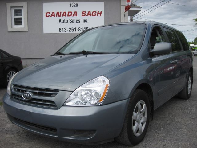 2009 KIA SEDONA 7 SEATERS MINIVAN 137km , 12M.WRTY+SAFETY $5990 in Ottawa, Ontario
