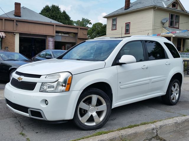 2008 CHEVROLET EQUINOX Sport FWD in St Catharines, Ontario
