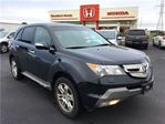 2009 Acura MDX SH-AWD all-wheel drive in Stratford, Ontario