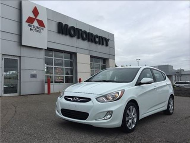 2013 HYUNDAI ACCENT L in Whitby, Ontario