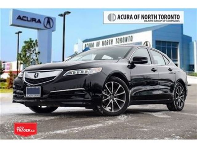 2015 ACURA TLX 3.5L P-AWS w/Tech Pkg Sunroof  Bluetooth   Backup in Thornhill, Ontario
