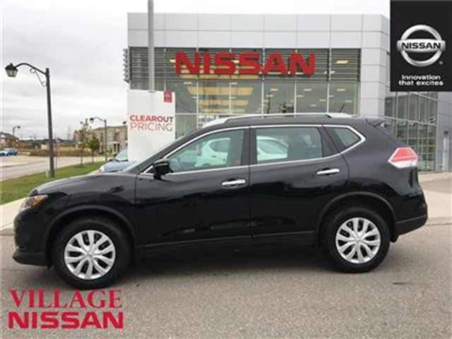 2015 NISSAN ROGUE S All Wheel Drive in Markham, Ontario