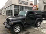 2015 Jeep Wrangler Sport in Burlington, Ontario