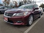 2014 Honda Accord  Touring l Navi l Full service records in Mississauga, Ontario