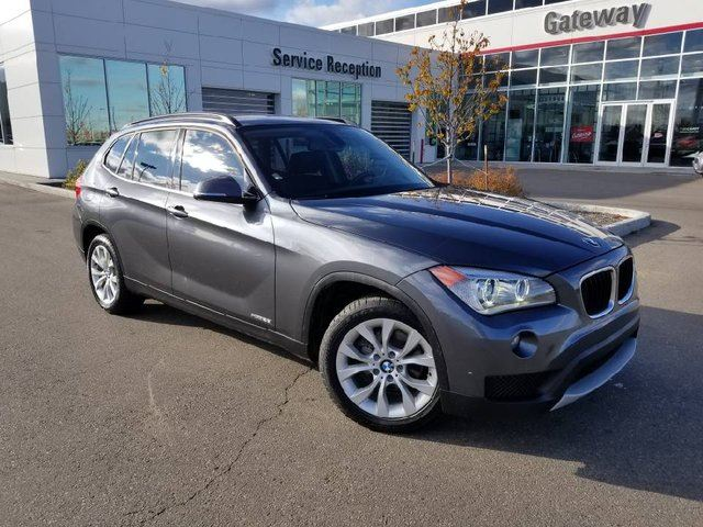 2013 BMW X1 xDrive28i Navi, Backup Cam, Pano Sunroof in Edmonton, Alberta