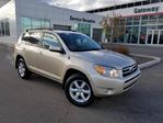 2007 Toyota RAV4 4WD 4DR V6 LIMITED Sunroof, Cruise, Dual Climate in Edmonton, Alberta