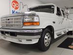 1993 Ford F-350 XL- It may be old but its a killer ride! Look at it! It's like driving a couch on wheels! in Edmonton, Alberta