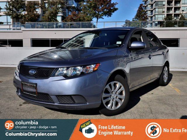 2010 KIA FORTE 2.0L EX, GREAT CONDITION, NO HIDDEN FEES, LOW PRESSURE SALES, FREE LIFETIME ENGINE WARRANTY! in Richmond, British Columbia