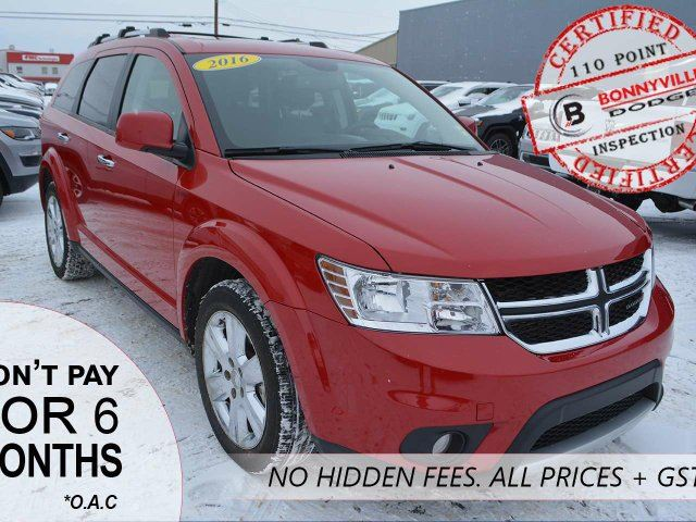 2016 Dodge Journey R/T in Bonnyville, Alberta