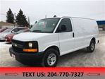 2017 Chevrolet Express 1WT in Winnipeg, Manitoba
