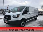 2017 Ford Transit w/60/40 Pass-Side Cargo-Doors in Winnipeg, Manitoba
