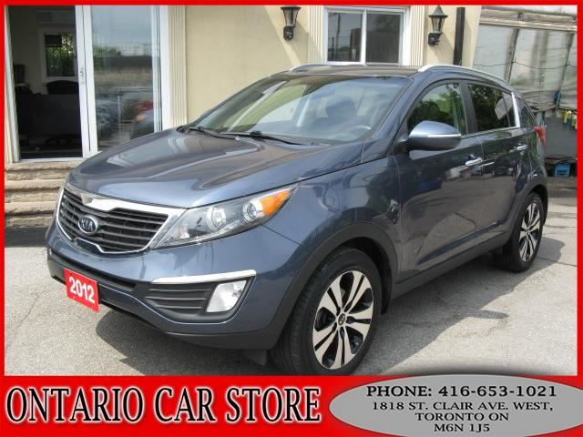 2012 KIA SPORTAGE EX !!!1 OWNER NO ACCIDENTS!!! in Toronto, Ontario