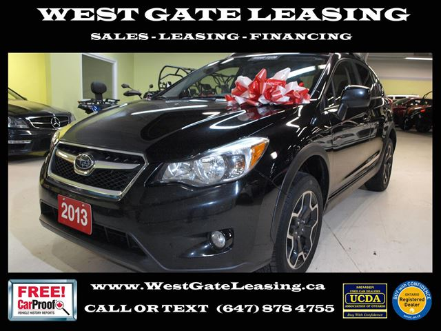 2013 SUBARU XV CROSSTREK PREMIUM  AWD BLUETOOTH   in Vaughan, Ontario
