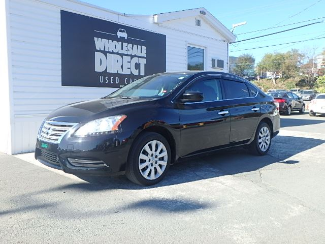2013 NISSAN Sentra SEDAN 1.8 S in Halifax, Nova Scotia
